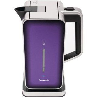 "Panasonic ""Breakfast Collection"" NC ZK1V Water Kettle, Stainless Steel: Kitchen & Dining"