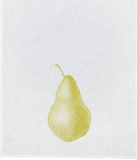 pear tea towel by the estate yard