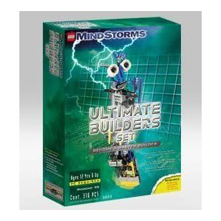 LEGO MindStorms 3800 Ultimate Builders Set (Robotics Invention System Expansion Set): Toys & Games