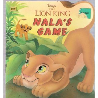 Disney's the Lion King: Nala's Game (Golden Little Super Shape Books): Barbara Bazaldua, Mario Cortes (Illustrator), Robbin Cuddy (Illustrator): 9780307105639:  Kids' Books