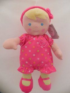"""Carter's Baby """" My 1st Doll"""" (Blonde)  Baby Plush Toys  Baby"""