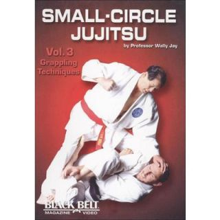 Small Circle Jujitsu, Vol. 3: Grappling Techniqu