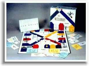 The Missionary Board Game LDS Latter Day Saints Mormon: Toys & Games