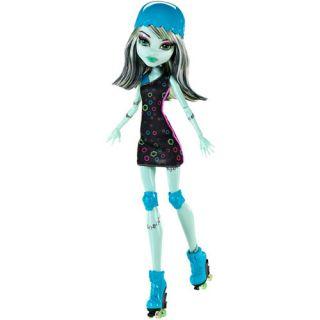 Monster High Roller Maze Skultimate Frankie Stein Doll