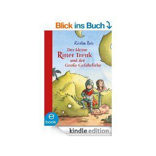 Der kleine Ritter Trenk und der gro�e Gef�hrliche eBook: Kirsten Boie, Barbara Scholz: Kindle Shop