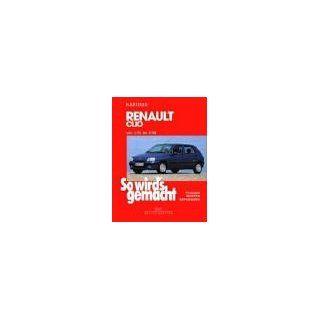 Renault Clio 1/91 bis 8/98: So wird's gemacht   Band 76 Print on Demand: R�diger Etzold: Bücher