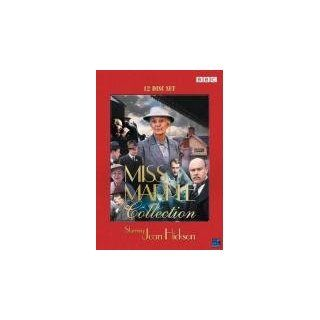 Miss Marple Collection 12 DVDs Collector's Edition: Timothy West, Agatha Christie, Norman Stone, David Giles, Guy Slater, David Tucker, Silvio Narizzano, Roy Boulting, Julian Amyes, John Davies, Mary McMurray, Martyn Friend, Chris Petit, Joan Hickson,