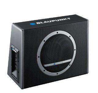 Blaupunkt Blue Magic XLb 250 A Subwooferbox mit Class D Amplifier (250 Watt RMS) Navigation & Car HiFi