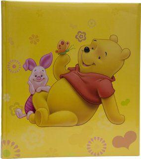 Disney Fotoalbum WINNIE POOH gelb   50 Seiten   Album f�r 250 Fotos   von Henzo: Baby