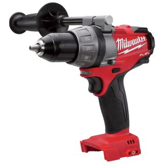 Milwaukee M18 Fuel Drill/Driver — Tool Only, 1/2in. Chuck, Model# 2603-20  Cordless Drills