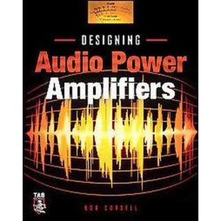 Designing Audio Power Amplifiers (Paperback)