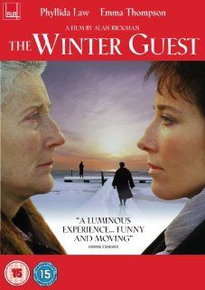 The Winter Guest (1987) [UK Import] Emma Thompson, Phyllida Law, Gary Hollywood, Arlene Cockburn, Sandra Voe, Sheila Reid, Sean Biggerstaff, Douglas Murphy, Alan Rickman DVD & Blu ray