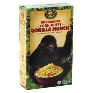 Envirokidz Organic Corn Puffs Gorilla Munch Cere