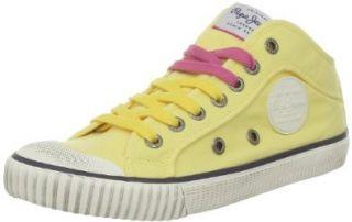 Pepe Jeans London INW 271 C PFS50299 055, Damen Sneaker, Gelb (Tweetie), EU 37 Schuhe & Handtaschen
