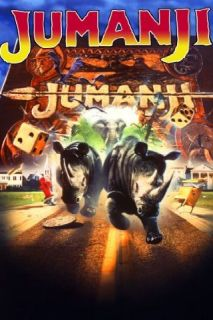 Jumanji: Frank Welker, Robin Williams, Kirsten Dunst, David Grier:  Instant Video