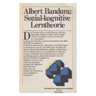 Sozial kognitive Lerntheorie: Albert Bandura: Bücher