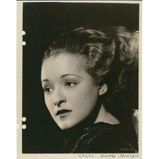 "Sultry Starlet ""Dorothy Granger"" ""Punch Drunks"" Actress (Original RKO Studio Keybook Still Photo): Dorothy Granger, Mary Chesrown: Books"