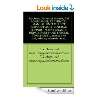 US Army, Technical Manual, TM 9 2815 259 24P, TECHINCAL MANUAL UNIT DIRECT SUPPORT AND GENERAL SUPPORT MAINTENANCE REPAIR PARTS AND SPECIAL TOOLS LISTmanuals on dvd, military manuals on cd, eBook: US Army and www.armytechnicalmanuals US Army and www.ar