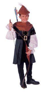 Child's Robin Hood Costume (SizeLarge 10 12) Toys & Games
