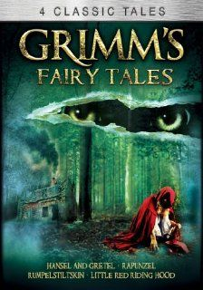 Grimm's Fairy Tales: Ricky Schroder, Bridgette Andersen, Joan Collins, Gena Rowlands, Shelley Duvall, Jeff Bridges, Herv� Villechaize, Mary Steenburgen, Malcolm McDowell, Various: Movies & TV