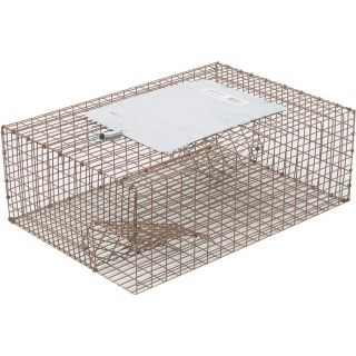 Kness Kage-All Live Animal Cage Trap — Sparrow Trap, Model# 161-0-004  Animal Control