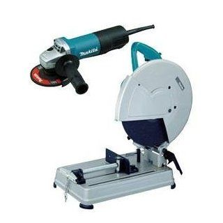 Makita 2414NBX2 14 Inch Chop Saw/Free Hand Grinder 4.5 Inch 7.5 Amp Motor Automotive