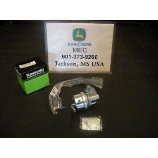 John Deere Replacement Fuel Pump Kit AM132715 for models 285, 320, LX178, LX188, LX277, LX279, X289 and GX345. Industrial & Scientific