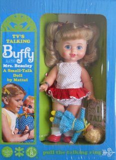 Family Affair TV's TALKING BUFFY and MRS. BEASLEY A Small Talk DOLL by Mattel (1968 Mattel Hawthorne) Toys & Games