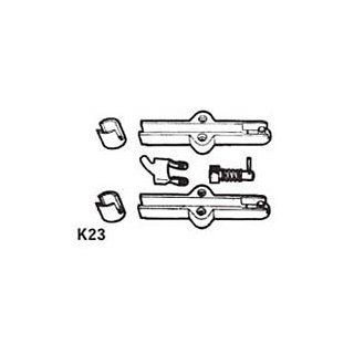 Uflex K35 Control Box Cable Connector Kit for C5 and C16: Automotive