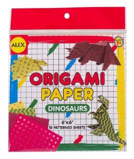 ALEX� Toys   Young Artist Studio Origami   Dinosaurs 293