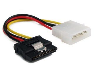 Rosewill 6 Inch Serial ATA II 5.25 Inch Male to 15P Serial ATA Female Power Adapter Cable (RCW 306) Computers & Accessories
