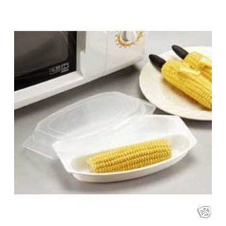 Microwave Corn Cooker By American Chef Cookware   NEW : Corn Produce : Grocery & Gourmet Food