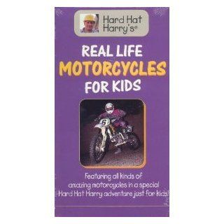 Hard Hat Harry's Motorcycles for Kids Hard Hat Harry Movies & TV