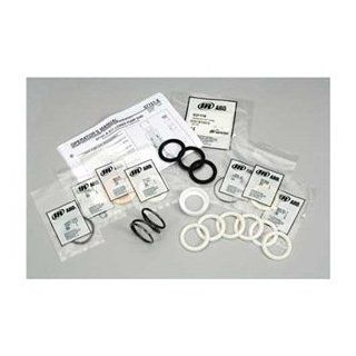Ingersoll Rand   637176   Diaphragm Pump Repair Kit, Fluid: Home Improvement
