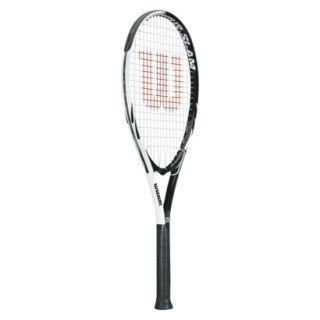 Wilson Tour Slam Tennis Racket   White/Black