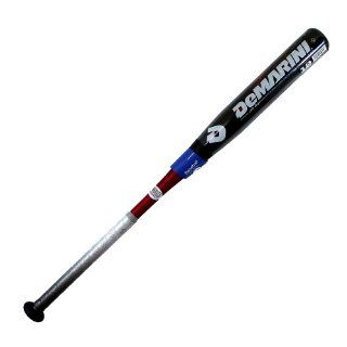 """DeMarini Official Youth Baseball Bat with Shock Diffusion Handle DISTANCE DSL11, 2 1/4"""" Diameter, DX1 Alloy, 1.15 BPF, Weight to Length Ratio  12, Length/Weigth 31""""/19 oz. (Approved for Play in Little League Babe Ruth Baseball, Dixie Youth Bas"""