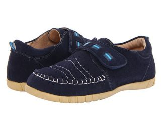 Livie & Luca Paulo (Little Kid/Big Kid) Navy Suede