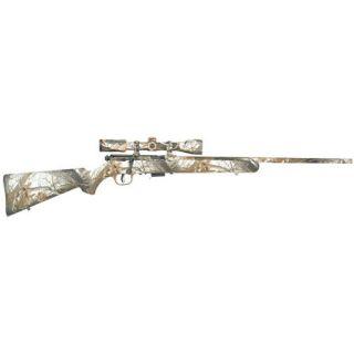Savage Model 93R17 XP Snow Rimfire Rifle Package 720982