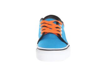 Vans Kids 106 Vulcanized (Little Kid/Big Kid) (Pop) Methyl Blue/Coral Rose