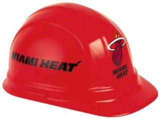 NBA Miami Heat Hard Hat  Sports Related Hard Hats  Sports & Outdoors