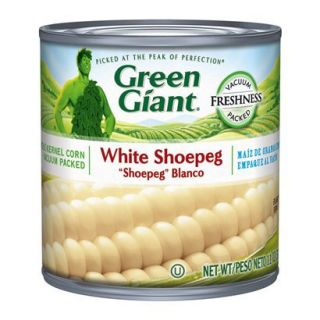 Green Giant White Shoepeg Corn, 11 oz