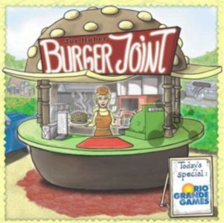 Burger Joint: Toys & Games