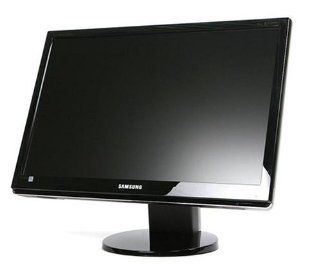 """Samsung SyncMaster 2493HM 24"""" LCD Full HD 1080p Computer Monitor DVI VGA HDMI Built In Speakers Blu Ray Compatible Computers & Accessories"""