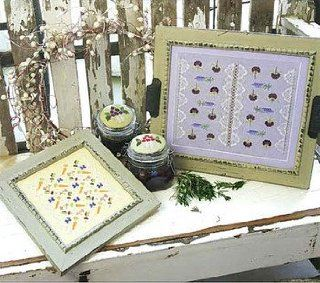 French Pantry   Cross Stitch Pattern