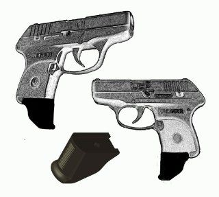 2 Pack / Shipped Free / Ruger LCP 380 Extra Long Magazine Mounted Garrison Grip Extension  Gun Grips  Sports & Outdoors