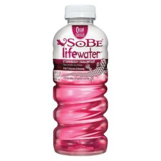 SoBe Lifewater 0 Cal Strawberry Dragonfruit Vita