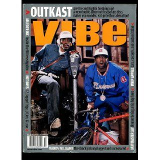 Vibe Magazine, October 2003, Outkast over: Vibe Magazine: Books