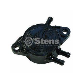 Stens # 520 590 Fuel Pump for BRIGGS & STRATTON 808656, BRIGGS & STRATTON 491922, JOHN DEERE M145667, JOHN DEERE LG808656, JOHN DEERE M138498, KAWASAKI 49040 7001, KOHLER 24 393 16 S, KOHLER 24 393 04 SBRIGGS & STRATTON 808656, BRIGGS & STR