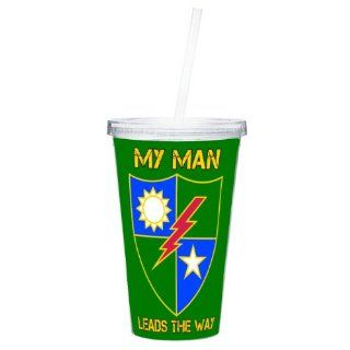 Army Ranger Drink Tumbler Army Ranger Mugs Army Ranger Gifts 16OZ (RANGER8)
