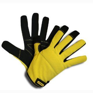 Stanley S77684 Prodex High Dexterity Short Cuff Synthetic Leather Glove, X Large   Work Gloves
